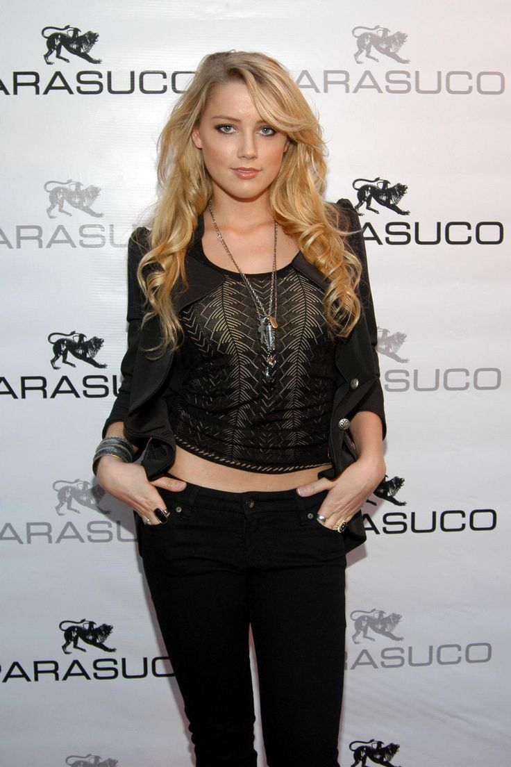 Parasuco - Amber Heard - New York store - opening party guestlist