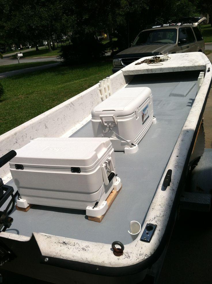 Florida Custom Plates >> Runnin' Lean & Mean! Brian McKim's 1999 Carolina Skiff J16 - | Skiffs, Fishing boats, Pontoon boat