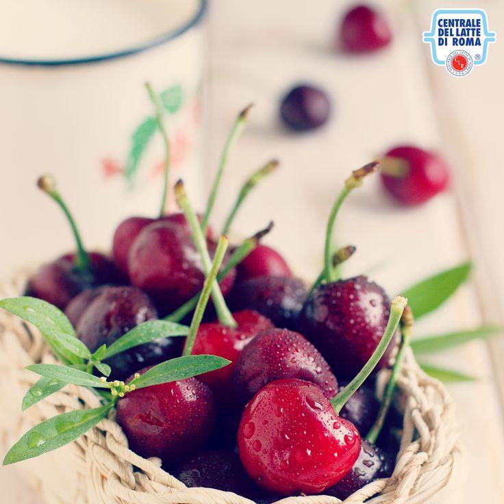Ciliegie, frutta *** Cherries, fruit #HealthyFood