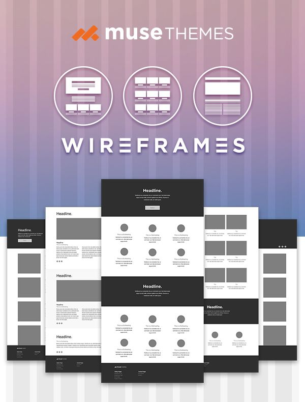 90 best images about adobe muse templates on pinterest for Adobe muse templates free