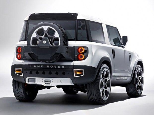 """Land Rover diz que nova geração do Defender será de """"limpar a vista"""""""