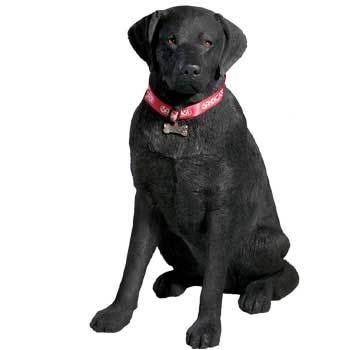 Perfect LABRADOR RETRIEVER BLACK LAB LIFE SIZE STATUE REPLICA | EBay