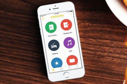 DT Giveaway: Amazon Echo Sonos Play:1 and Yonomi smart home bundle