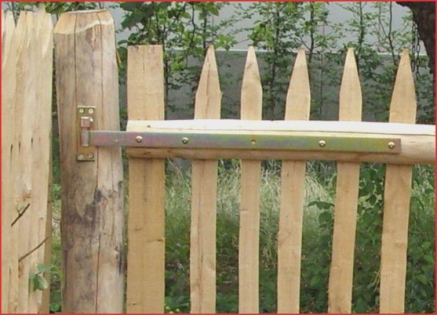 Gartenzaun Tor Holz Selber Bauen Gartenzaun Gartenzaun Holz Naturzaun