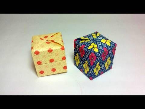 Origami Pandora's Box (Yami Yamauchi)