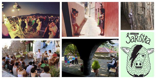 Η Νίκη Ξένου ανακαλύπτει όμορφα μέρη της Ελλάδας μέσα από τα Φεστιβάλ τους.