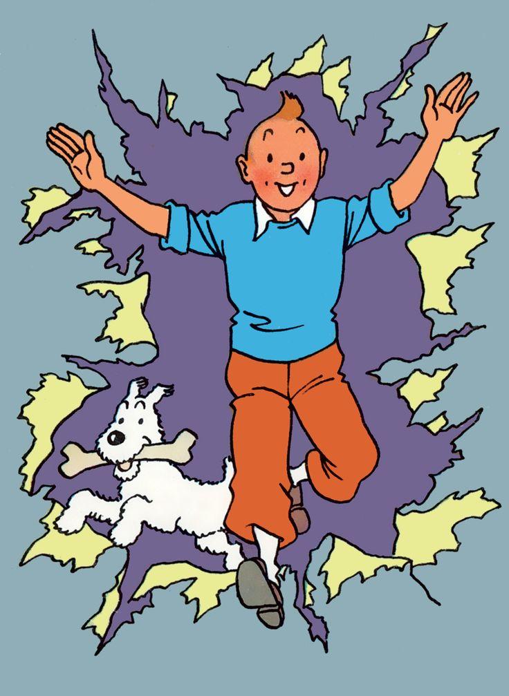 366 jours riches en évènements !   2016 EST DÉJÀ LÀ !... Nous entrons dans une période bissextile remplie de projets pour Tintin et Milou, qui devront sans doute se montrer ...