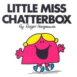 Little Miss Chatterbox ~ Korie <3