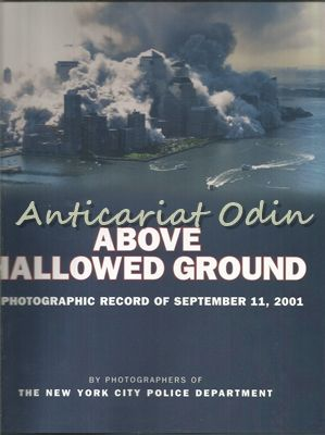 Above Hallowed Ground - Christopher Sweet