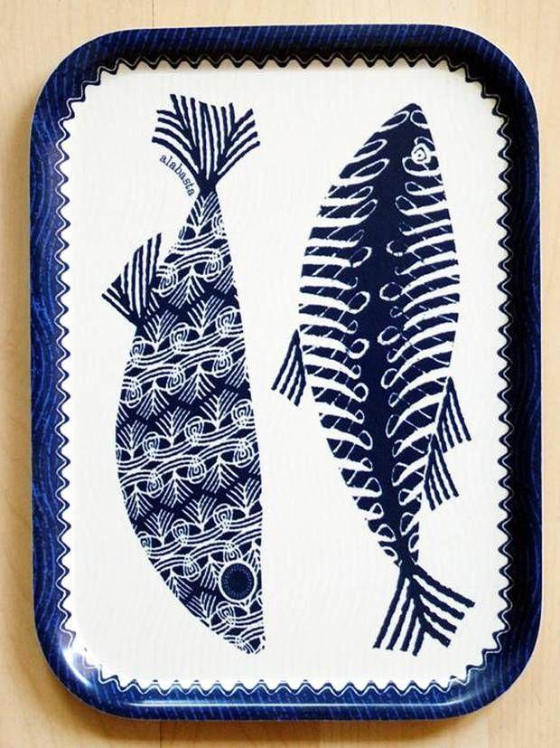Fishy. #patterns