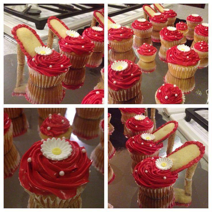 best 25 high heel cupcakes ideas on high