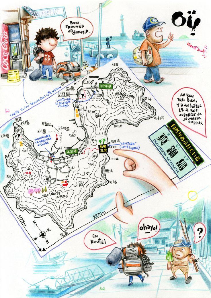Florent Chavouet map
