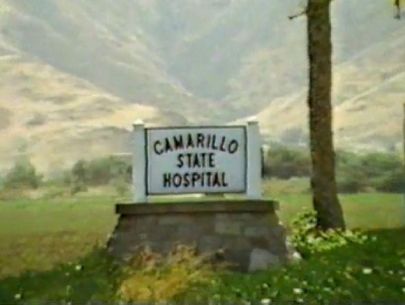 camarillo state hospital sign