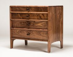 Walnut Chest of Drawers | Sam Maloof Woodworker | Flickr