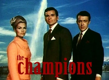 "The Champions, featured Craig Stirling, Sharron Macready + Richard Barrett as agents for a UN law enforcement organization ""Nemesis"", based in Geneva. From different backgrounds: Barrett is a code breaker, Stirling a pilot, & Macready a recently widowed scientist + doctor. During their 1st mission as a team, their plane crashes in the Himalayas. Rescued by an advanced civilization living secretly in the mountains of Tibet who grants them perfected human abilities."