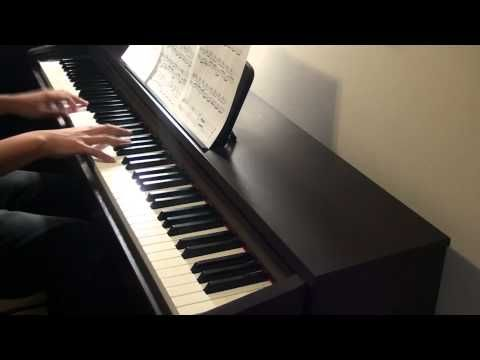 Skyfall - Adele (Piano Cover) by aldy32 - YouTube