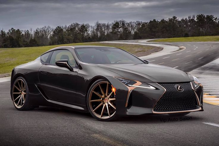 Lexus LC 500 black - Google Search