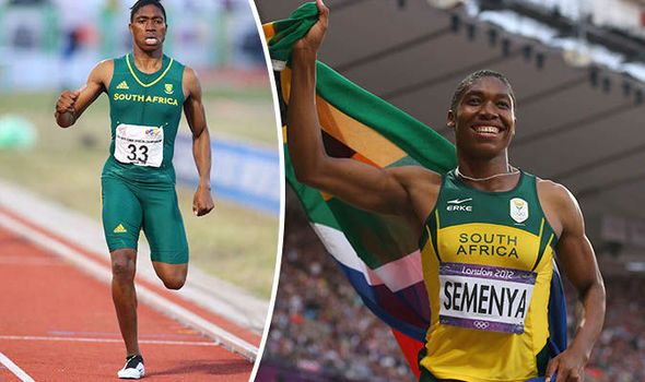 CASTER SEMENYA has sparked a huge debate about who should be allowed to compete…