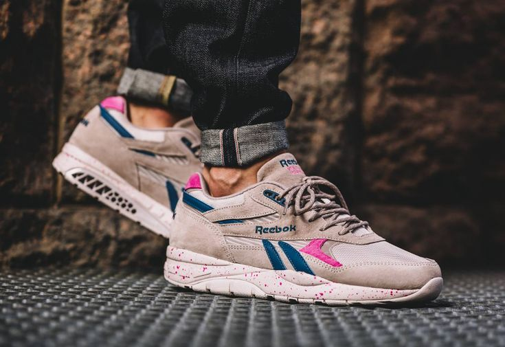 Reebok Ventilator Supreme TU 'Beach Stone Rose'