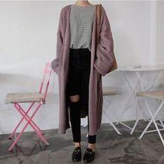 Buy monroll Open-Front Cardigan Coat
