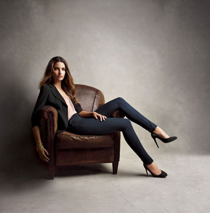 Patrick Demarchelier for J.Brand Jeans