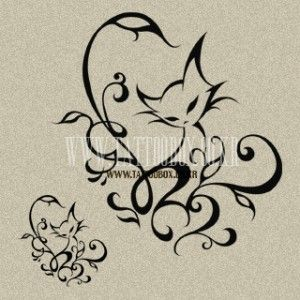Cat Tattoos, Designs And Ideas : Page 41