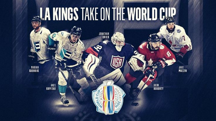 2016 World Cup of Hockey TV Schedule/The NHL® and the NHLPA announced the schedule for the 2016 World Cup of Hockey. From Sept. 17 to Oct. 1, 2016, eight teams - Team Canada, Team Czech Republic, Team Finland, Team Russia, Team Sweden, Team USA, Team Europe and Team North America - will compete in a best-on-best international hockey championship.