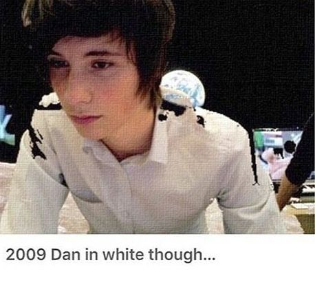 Honestly, Dan in every color though...