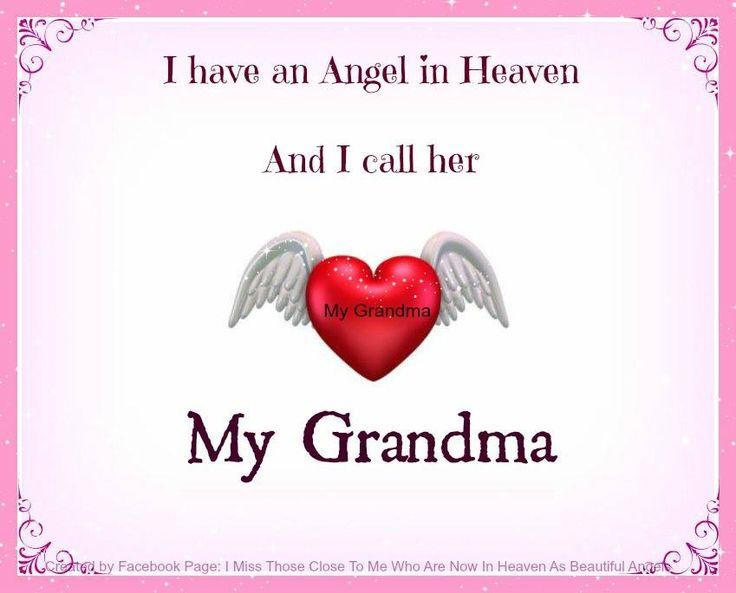 I Miss My Grandma Quotes