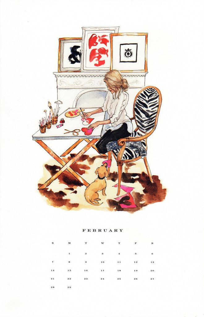 Calendar Illustration Xbox One : Best images about inslee haynes on pinterest