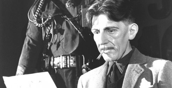 """""""If liberty means anything at all, it means the right to tell people what they do not want to hear."""" As we celebrate Orwell's 111th birthday on June 25, this week in history, let's remember the fiery populism and passion with which Orwell tirelessly approached his work, both on and off the page."""