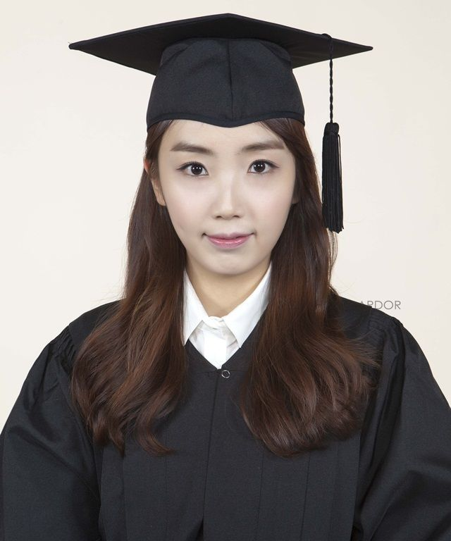 차홍아르더 : 학사모 헤어 연출법 (Chahong Ardor : Graduation ceremony Hair Self Styling)