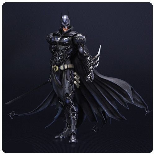 Batman DC Comics Play Arts Kai Variant Action Figure - Square-Enix - Batman - Action Figures at Entertainment Earth