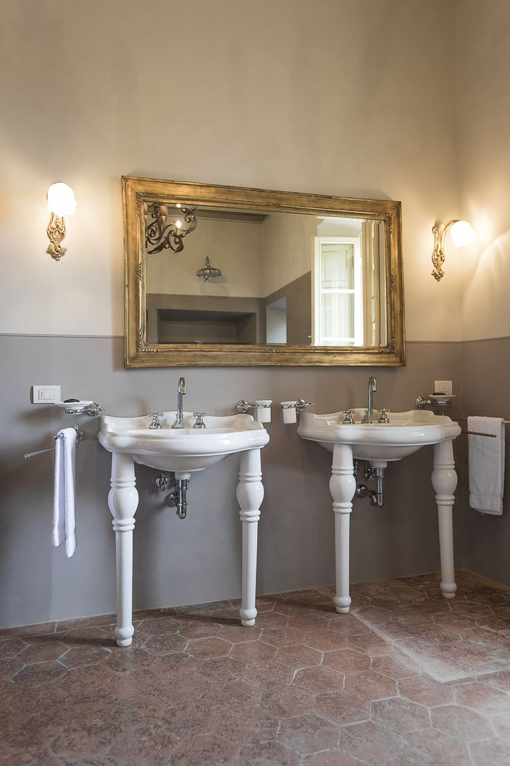 salle de bain Postino Suite