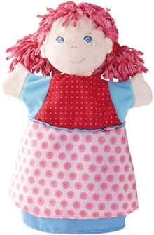 Glove Puppet Lilli from Haba