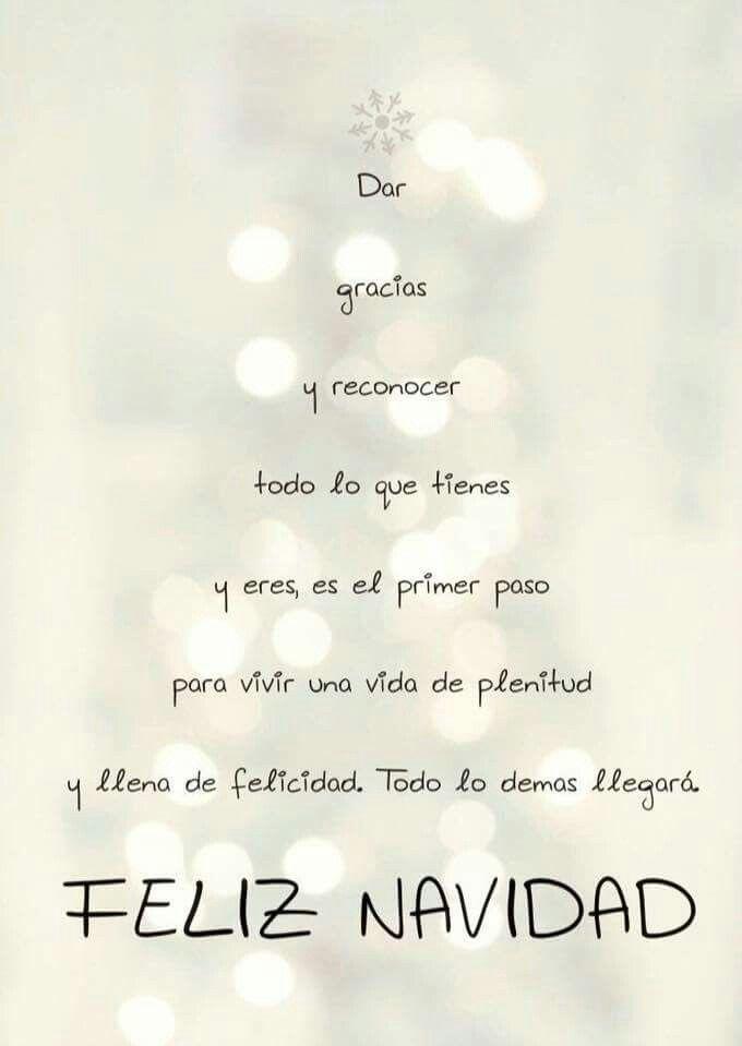Deseo una feliz navidad a todos en especial