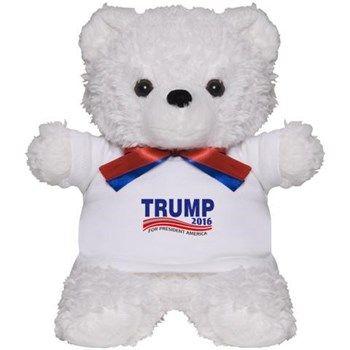 Trump for president 2016 Teddy Bear