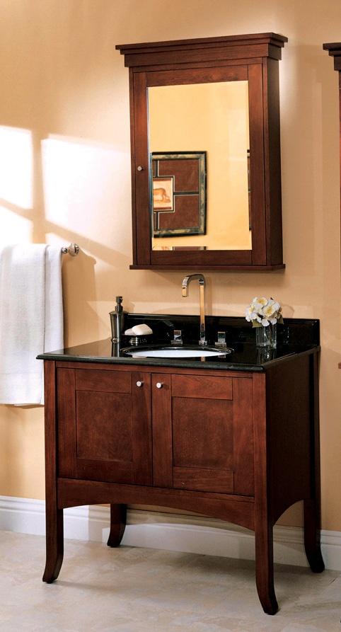 "Fairmont Designs Shaker Collection 36"" Vanity"
