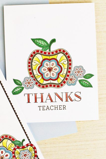173 best images about PTI Celebrating Teachers – Thanks Card Words