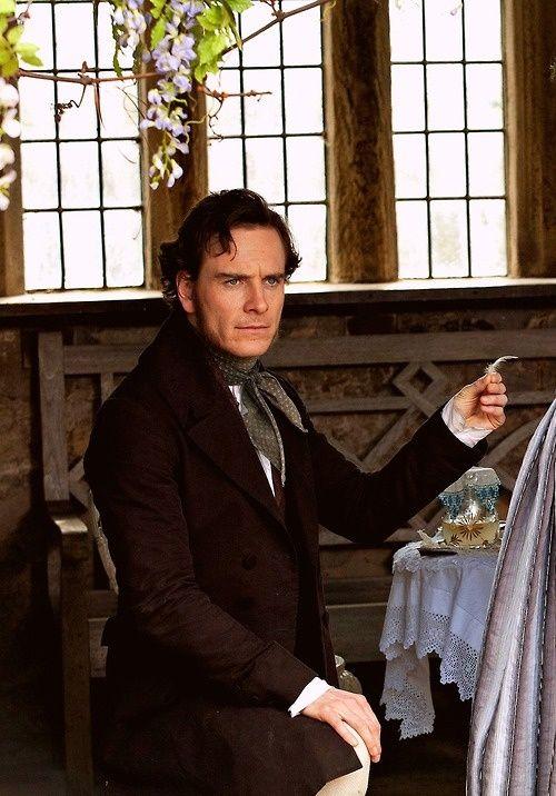Michael Fassbender as Mr Rochester