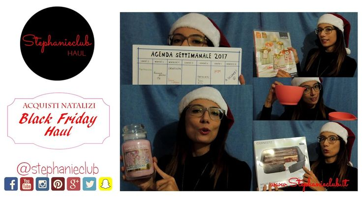 BLACK FRIDAY 2016 HAUL | TIGER - COIN - LIDL - HAPPY CASA | stephanieclub