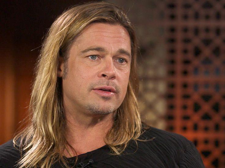 Brad Pitt: New film shows 'utter horror' of slavery (Photo: @TODAY)