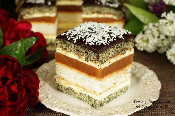 ciasto piegusek majowy