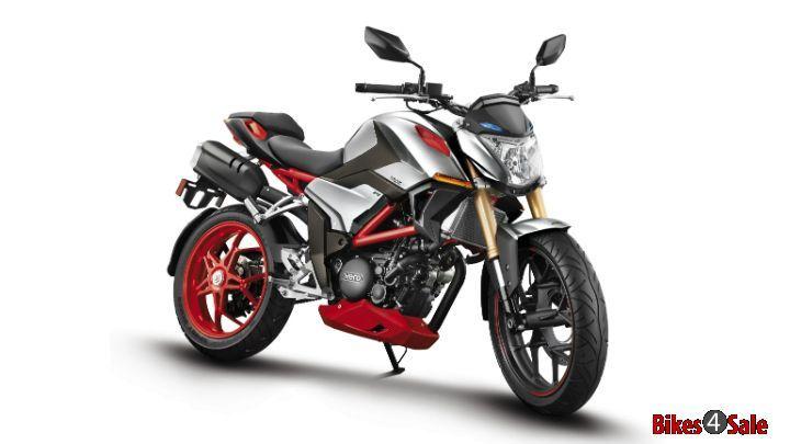 Hero XF3R Motorbike