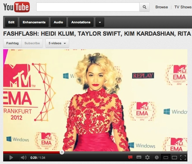 What does @kimkardashian, @ritaora and @taylorswift13 have in common? They're all in our FASHFLASH! http://www.youtube.com/watch?v=U3sXu7655ZY=share=UUbYifzlTx4TdfI9BvfWpZog