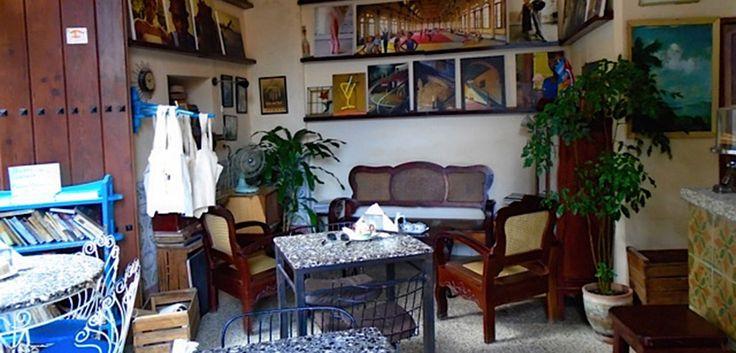 Dandy's Café, una pausa sabrosa en la Habana - http://www.absolut-cuba.com/dandys-cafe-una-pausa-sabrosa-la-habana/