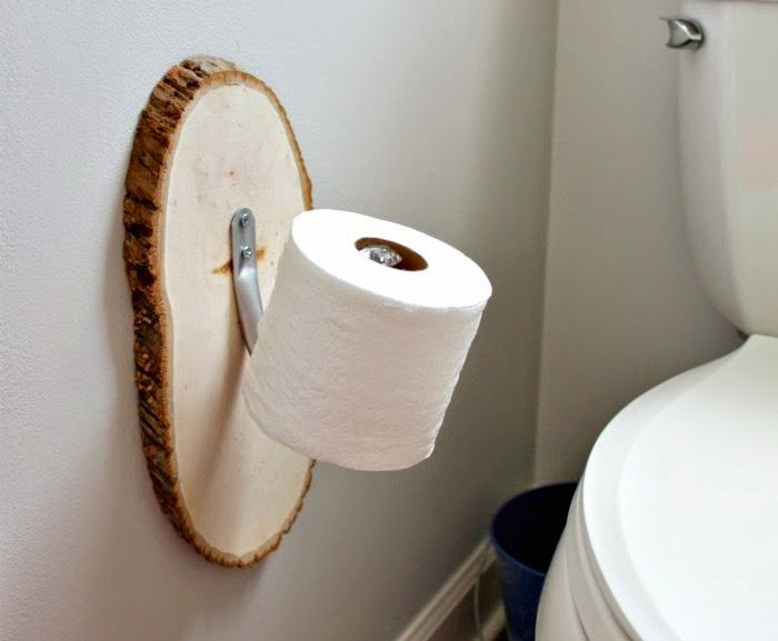 Best 25+ Farmhouse Toilet Paper Holders Ideas On Pinterest