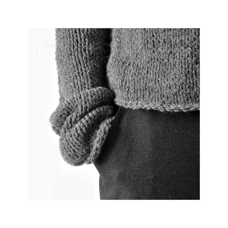 Pullover JOHN grey, NOT LAB