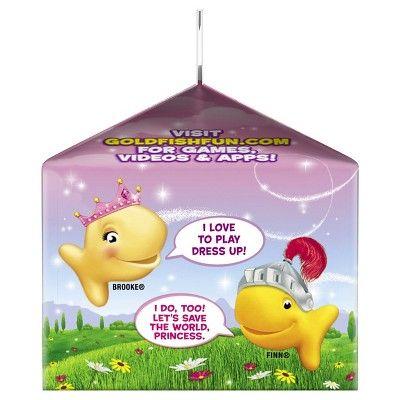 Pepperidge Farm Goldfish Princess Carton - 2oz