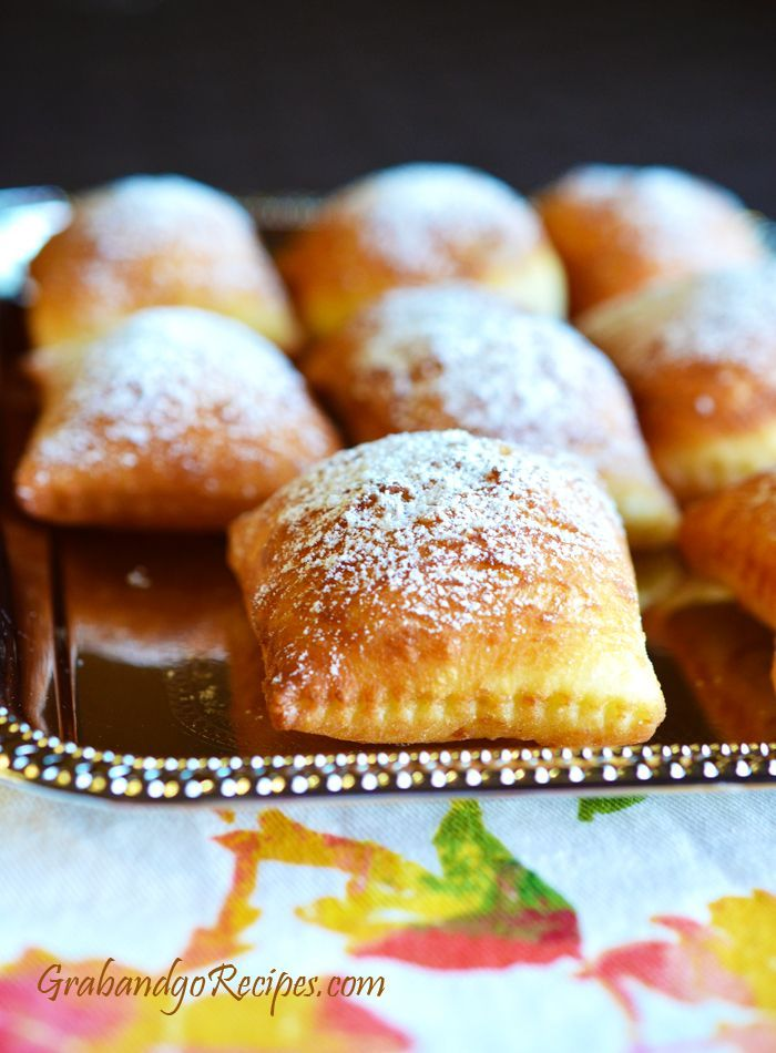 Beignets Recipe  The epitome of southern desserts.